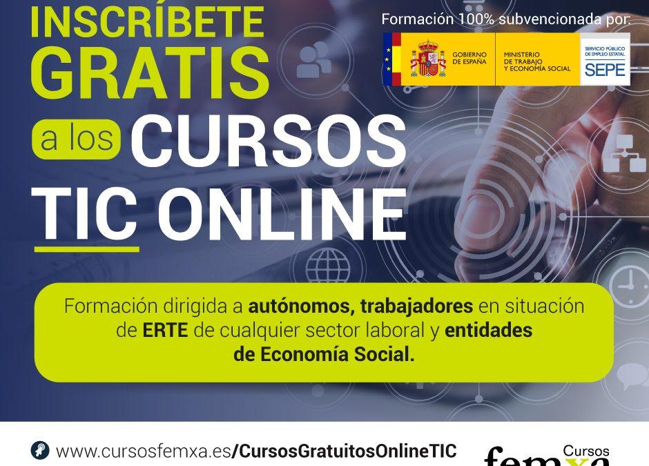 CURSOS GRATUITOS SEPE